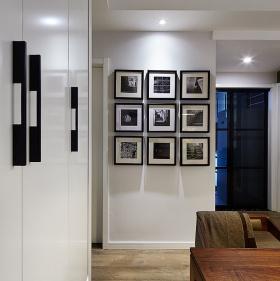 照片墙现代简约设计