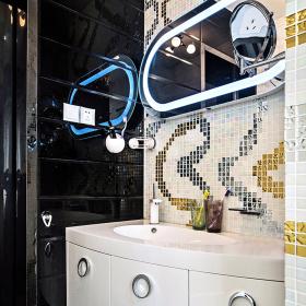时尚现代风格设计卫生间装修效果图欣赏