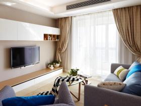 精致唯美小户型欧式风格客厅设计