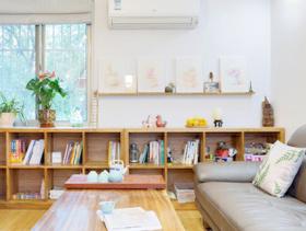 现代简约大三居室内设计效果图