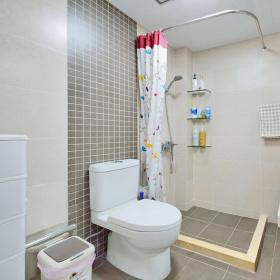 简约风格家居卫生间设计装饰效果图
