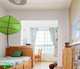 宜家风格儿童房设计效果图片