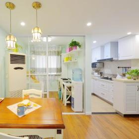 美式实木厨房设计大全