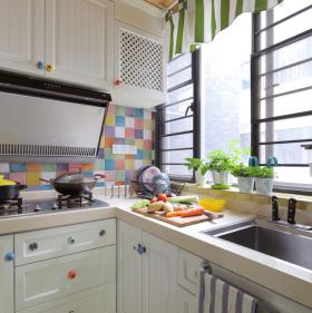 地中海海景房厨房装修效果图