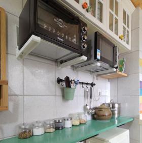 地中海家居厨房室内装饰效果图