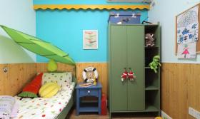地中海家居儿童房装饰效果图