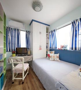 2015美式设计卧室效果图