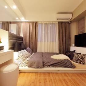 清新简约卧室设计装饰效果图