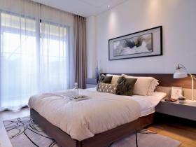 简约家居设计卧室图