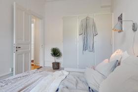 简欧风格卧室室内设计效果图
