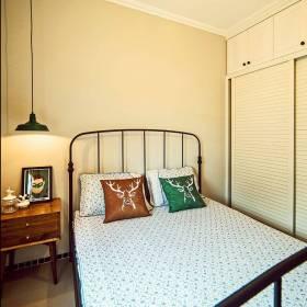 美式风格卧室设计装修室内效果图
