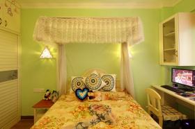 地中海家居小清新卧室装修