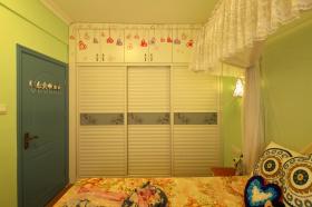 地中海家居温馨卧室设计