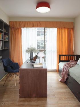 美式室内书房装饰效果图片