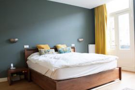 斑斓混搭家居卧室装饰图