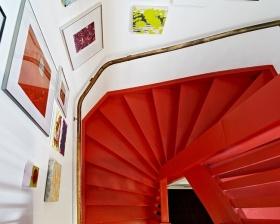 欧式家居楼梯装修设计