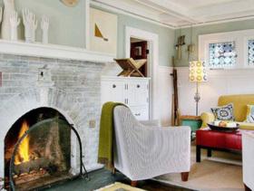 简约舒适三居设计装饰效果图