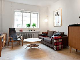 简约小户型家装设计效果图
