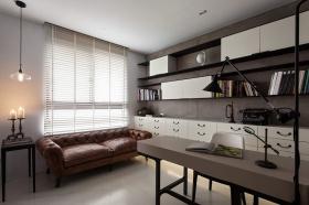 现代简约风格室内书房设计大全