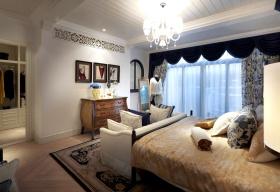 典雅地中海卧室装潢设计