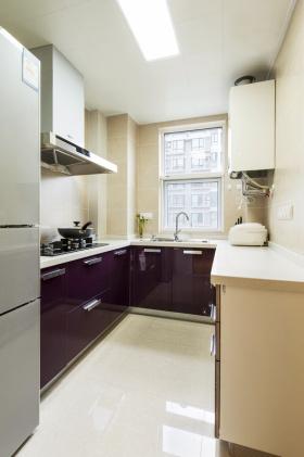 2015现代简约厨房设计装修
