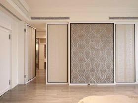 新古典风格卧室衣柜设计效果图