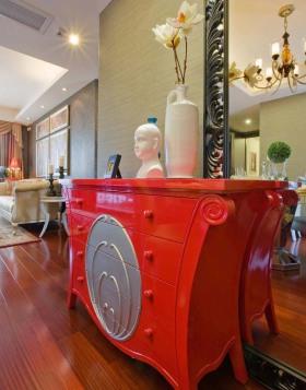 创意设计新古典风格收纳柜欣赏