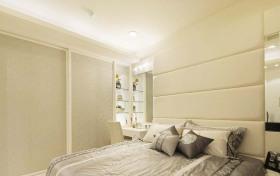 简欧设计卧室衣柜装饰效果图片欣赏