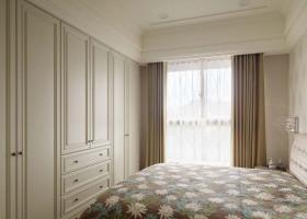 2015新古典风格卧室衣柜设计