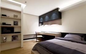 现代室内儿童房家居设计效果图