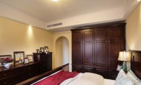 美式设计卧室效果图欣赏