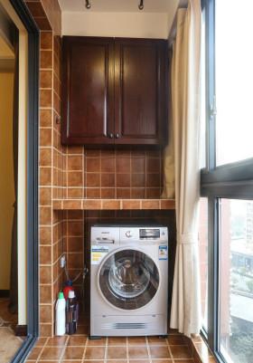 美式现代卫生间装修效果图欣赏