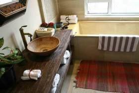 中式卫生间装潢设计
