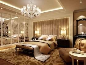 2015欧式卧室装修效果图
