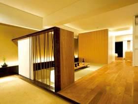 简约中式客厅装潢设计