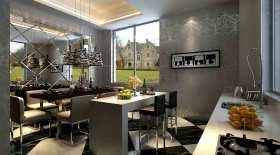 现代厨房装修设计