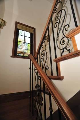 新古典主义风格楼梯装修效果图
