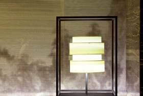 现代灯具装潢设计图