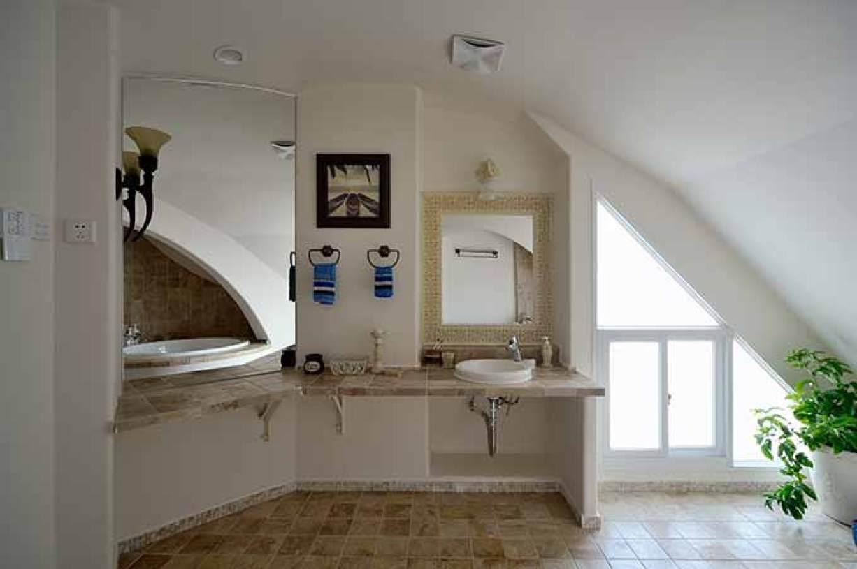 简约浴室装潢设计