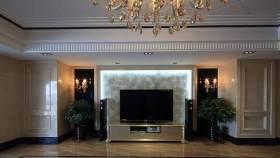 新古典主义电视背景墙设计