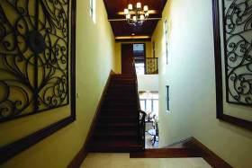 简欧风格楼梯设计图