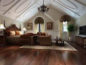 欧式卧室案例欣赏