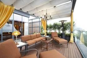 2015简约风格阳台装潢设计