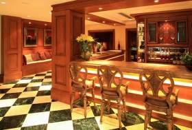 新古典吧台装修设计