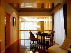 现代化客厅一角装修效果图