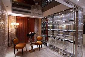 现代酒柜装修案例