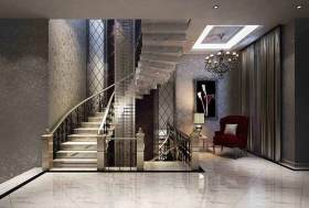 2015简欧楼梯装修效果图