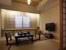 简约日式风格客厅设计