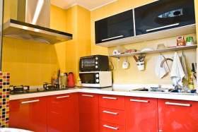 简约厨房装修设计图