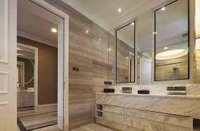 现代化卫生间装修设计